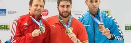 Copa del Mundo ISSF Rio de Janeiro, Pablo Carrera gana en pistola 10 m.