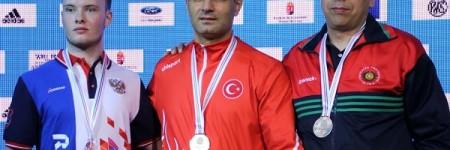 Pablo Carrera 5º en el Campeonato de Europa de aire comprimido 2018