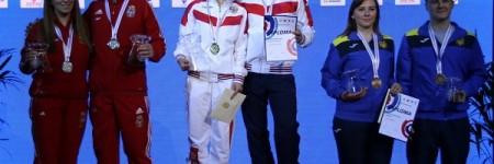 Mala suerte en equipos mixtos con Pablo Carrera y Sonia Franquet