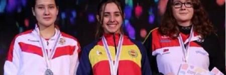 Gloria Fernández representará a España en los Juegos Olímpicos para Jóvenes en Argentina
