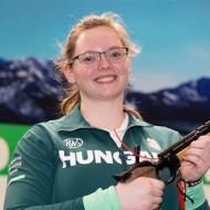 Veronika Major vuelve a ganar en pistola aire